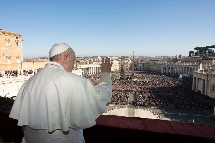 Ferenc pápa egymillió euróval segítette a rómaiakat