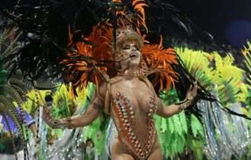 Brazíliában semmi sem állíthatja meg a karnevált!   Fotók