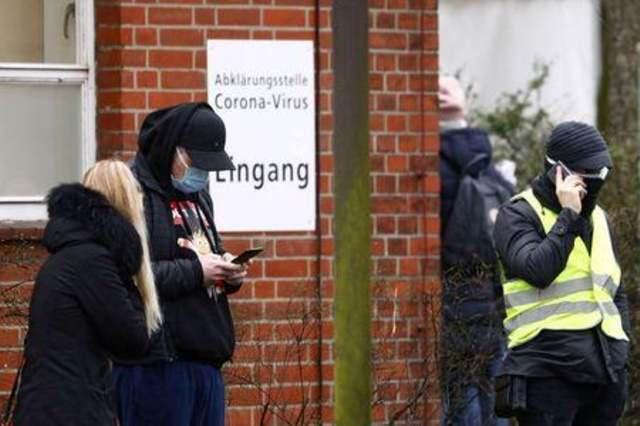 Javul a helyzet Németországban, egyre kevesebb az új fertőzött