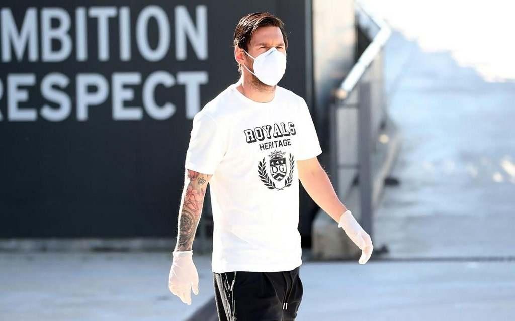 Messi szerint a járvány után a futball sem lesz a régi