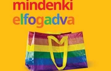 Szivárványos táskával promózza az elfogadást az IKEA