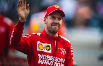 Sebastian Vettel az idény végén távozik a Ferraritól